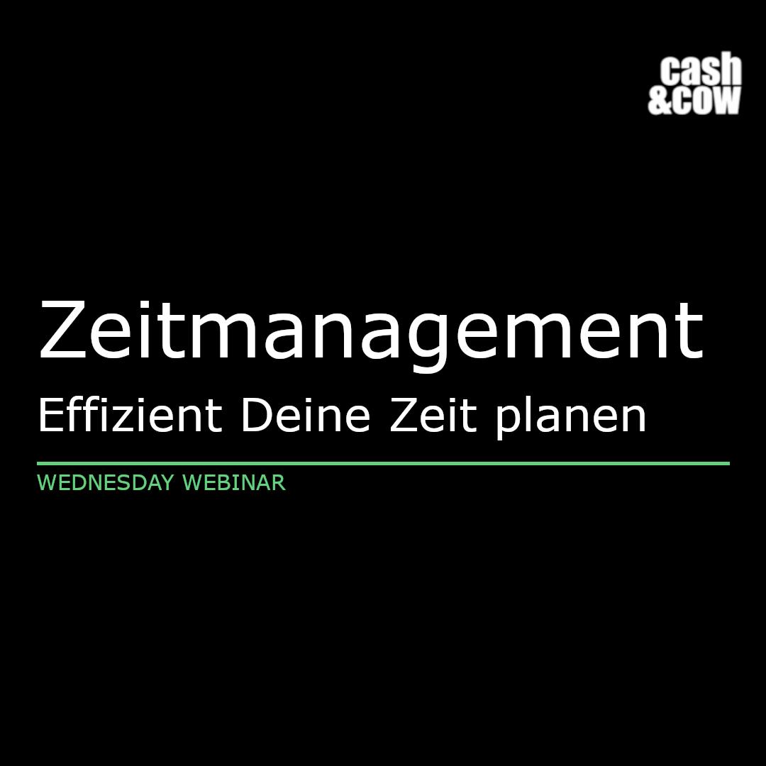 Zeitmanagement: Effizient Deine Zeit planen