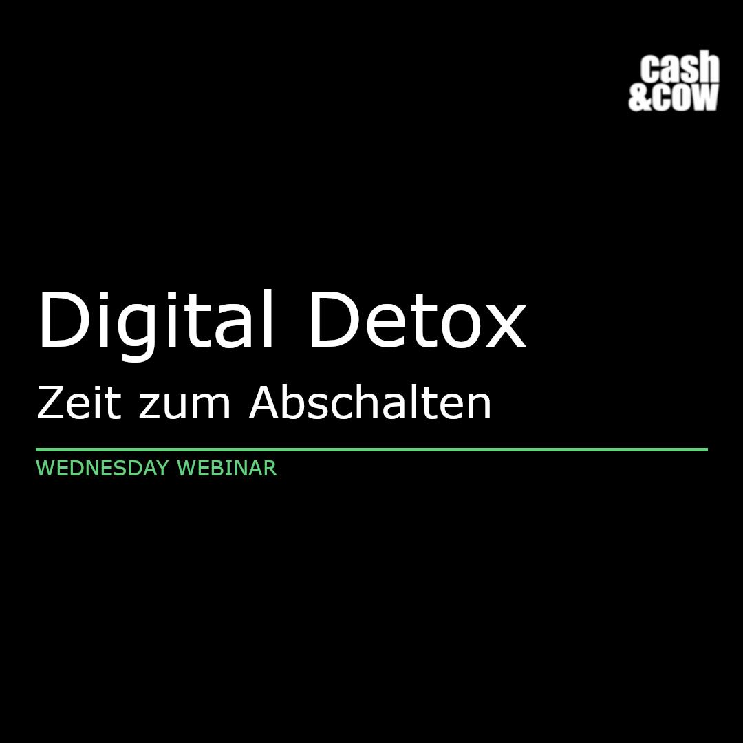 Digital Detox - Zeit zum Abschalten